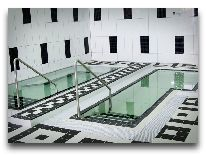 отель Braavo: Бассейн для ног