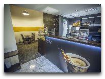 отель Braavo: Кафе