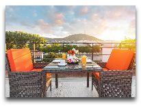 отель Bridge: Ресторан Терраса