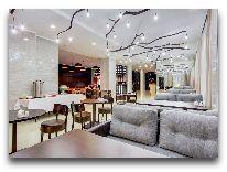 отель Bridges: Ресторан