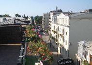 отель Brighton: Вид из окна