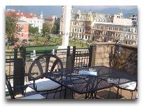 отель Brighton: Веранда-бар