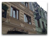 отель Brighton: Фасад отеля