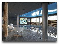 отель Bristol Art & Medical SPA: Крытый бассей