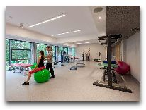 отель Bristol Art & Medical SPA: Фитнес