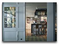 отель Bristol Art & Medical SPA: Ресторан