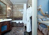 отель Bristol: Президентский люкс - ванная