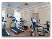 отель Bristol: Фитнес-центр
