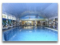 отель Бристоль: Бассейн