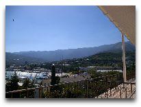 отель Бристоль: Номер бизнес - балкон