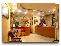 отель Бристоль: Reception