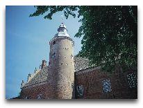 отель Broholm Slot: Башня замка