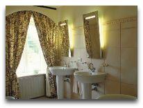 отель Broholm Slot: Ванная комната