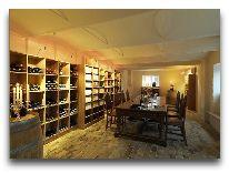 отель Broholm Slot: Винотека