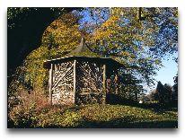 отель Broholm Slot: Парк