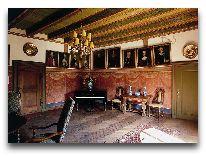 отель Broholm Slot: Пиано зал