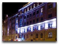 отель City Hotel Teater: Фасад отеля