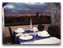 отель City Hotel Teater: Ресторан