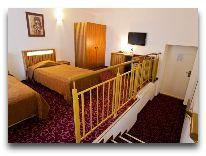 отель City Hotel Teater: Номер standard