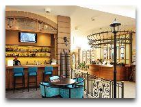 отель City Hotel Teater: Лобби бар