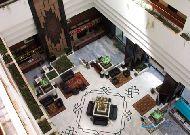 отель Bukhara Palace: Лобби
