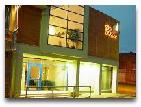 гостевой дом Bura: Здание отеля