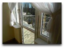 санаторий Bursztyn: Балкон
