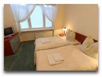санаторий Bursztyn: Спальня в апартаментах