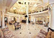 отель California: Холл отеля