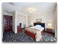 отель California: Номер бизнес стандарт