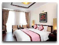 отель Camellia Hue Hotel: Deluxe Sky view room