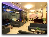 отель Camellia Hue Hotel: Лобби
