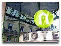 отель Campanile Hotel Krakow: Вход в отель