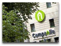 отель Campanile Hotel Krakow: Зелень Плантов