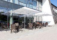 отель Campanile Vilnius Airport: Летняя терраса