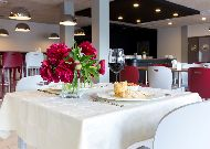 отель Campanile Vilnius Airport: Ресторан