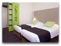 отель Campanile Wroclaw Centrum: Двухместный номер