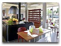 отель Campanile Wroclaw Centrum: Ресторан отеля