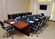 отель Canvas Hotel Shymkent: Комната для переговоров