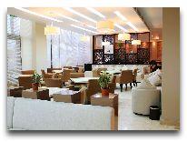 отель Canvas Hotel Shymkent: Ресторан