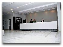 отель Canvas Hotel Shymkent: Ресепшен
