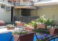 отель Capital Hotel: Летнее кафе
