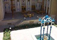 отель Caravan: Внутренний двор