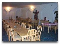 отель Caravan: Ресторан отеля