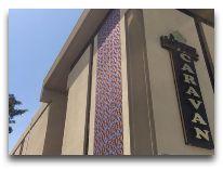 отель Caravan: Фасад отеля