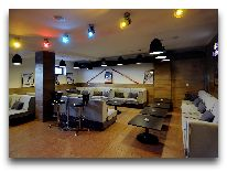 отель Carpe Diem: бар