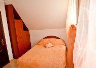 отель Кошкин дом: Одноместный номер No.8 розовый