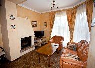 отель Кошкин дом: Каминный зал