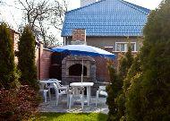 отель Кошкин дом: Зона барбекю