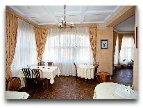 отель Кошкин дом: Ресторан